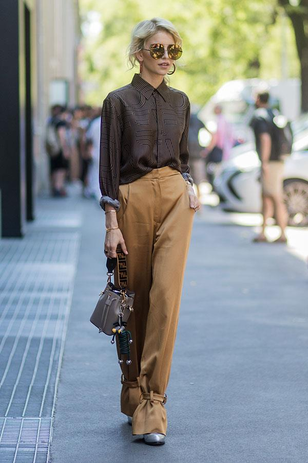 Milan men's Fashion Week spring/summer '18