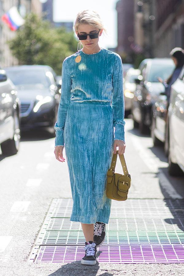 New York Fashion Week spring/summer '18