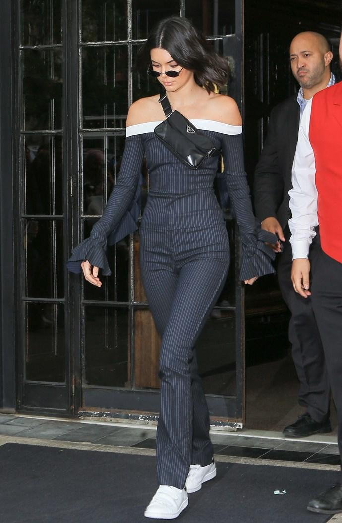 Kendall Jenner in Bec & Bridge
