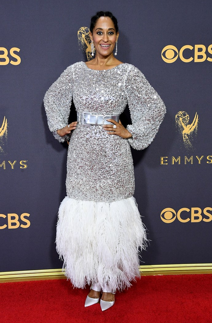 Tracee Ellis Ross in Chanel Couture