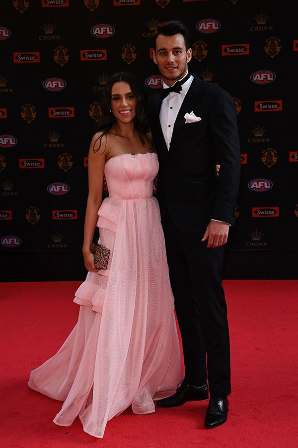 Jess Jafer and Robbie Tarrant.