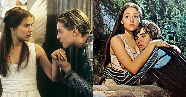Actors Who Have Played Romeo and Juliet | ELLE Australia