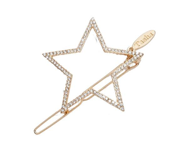 Hairclip, $20, Tasha at [Nordstrom](http://shop.nordstrom.com/s/tasha-starry-night-crystal-hair-clip/4682478?origin=category-personalizedsort&fashioncolor=GOLD)