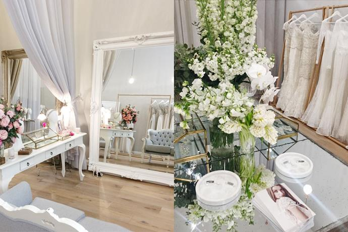 **[Anna Campbell Bridal](https://www.annacampbell.com.au/), Melbourne**<br><br> The only boutique in the *world* that carries a sample of every dress and bridal accessory from all current bridal collections—and a bride needs her options. <br><br> *1143 High St, Armadale VIC*