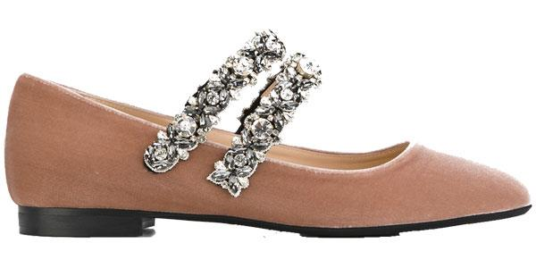 Shoes, $811, Nº21 at [Farfecth](https://www.farfetch.com/au/shopping/women/n-21-embellished-strap-ballerina-shoes-item-12300394.aspx?storeid=9336&from=listing&rnkdmnly=1)