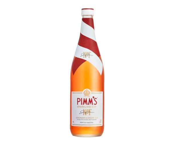 **Sparkling Cup, Pimm's** <br><br> The popular gin-based drink, with an addition of orange bitter, strawberry jam and caramel.  <br><br> $15, available at [BWS]( https://bws.com.au/product/510714/pimm's-sparkling-cup-750ml).
