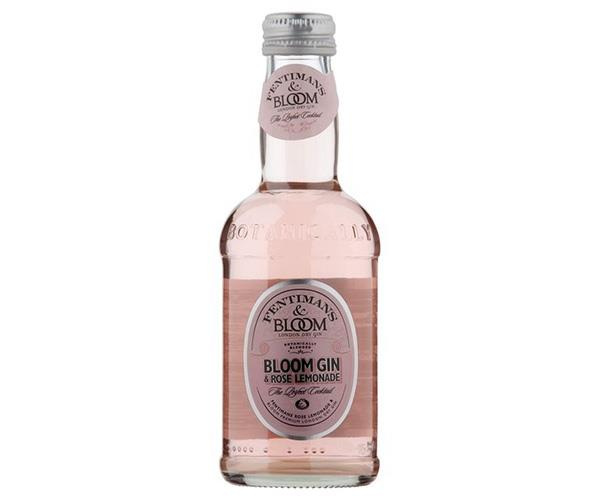 **Rose Lemonade, Fentiman's Bloom** <br><br> Ready to drink gin, with an enhanced flavour of Fentimans Rose Lemonade.  <br><br> $53.99 per case of 12, available at [Dan Murphy's]( https://www.danmurphys.com.au/product/DM_ER_1000004770_1510240/fentiman-s-bloom-rose-lemonade-275ml).