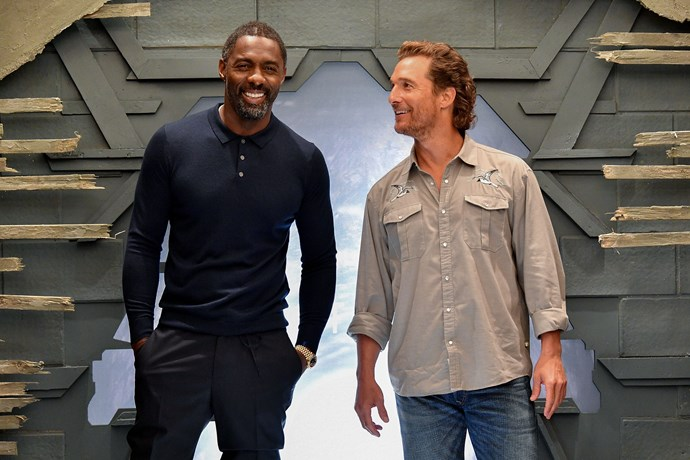 That time even Matthew McConaughey couldn't help but fall in love with him.