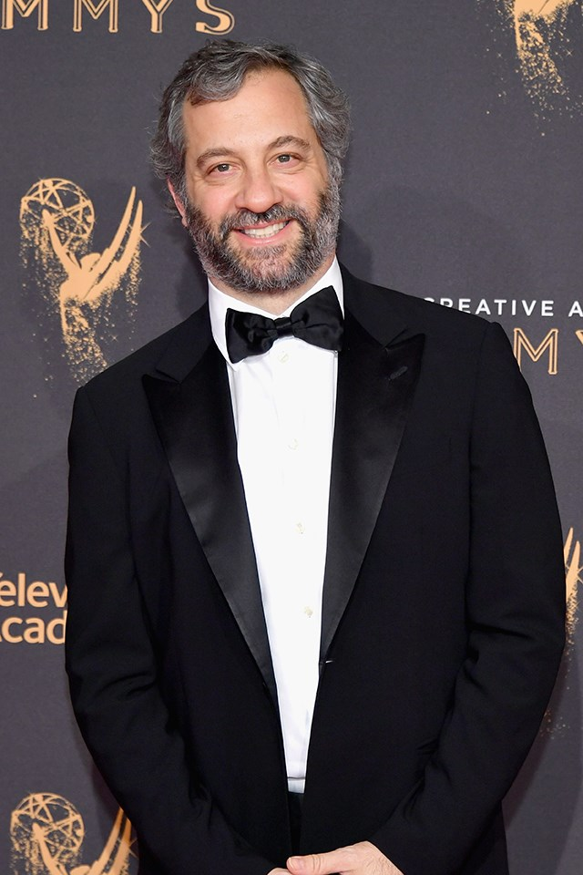 """**Judd Apatow** <br><br> Apatow called out the fact that Weinstein admitted to his actions, and showed his support for those who had spoken out against the producer. """"What Harvey Weinstein did was abhorrent. He admits he did it. Why should anyone be silent in their disgust and support for his victims?"""" he [tweeted](https://twitter.com/JuddApatow/status/917117436444401664)."""