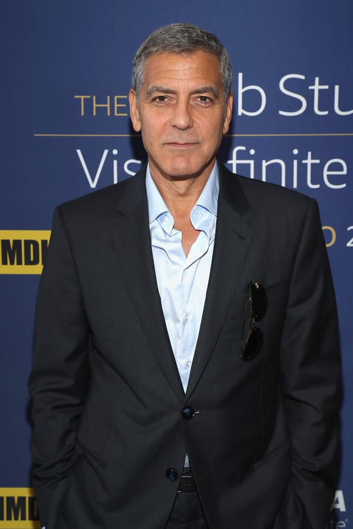 "**George Clooney** <br><br> Clooney spoke to *[The Daily Beast](https://www.thedailybeast.com/george-clooney-speaks-out-on-harvey-weinstein-its-disturbing-on-a-whole-lot-of-levels)* about the allegations, saying: ""It's indefensible. That's the only word you can start with. Harvey's admitted to it, and it's indefensible. I've known Harvey for 20 years. He gave me my first big break as an actor in films on *From Dusk Till Dawn*, he gave me my first big break as a director with *Confessions of a Dangerous Mind*. We've had dinners, we've been on location together, we've had arguments. But I can tell you that I've never seen any of this behavior—ever."""