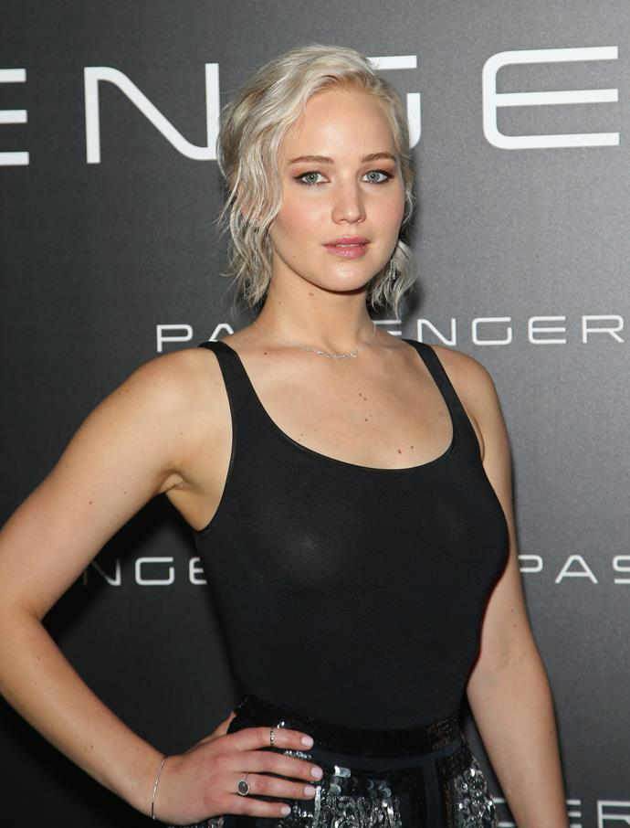 "**Jennifer Lawrence** <br><br> Lawrence, who worked with Weinstein on her Oscar-winning movie *Silver Linings Playbook*, spoke to *[Variety](http://variety.com/2017/film/news/jennifer-lawrence-condemns-harvey-weinstein-my-heart-goes-out-to-all-of-the-women-1202585437/)*, saying: ""I was deeply disturbed to hear the news about Harvey Weinstein's behavior. I worked with Harvey five years ago and I did not experience any form of harassment personally, nor did I know about any of these allegations. This kind of abuse is inexcusable and absolutely upsetting. My heart goes out to all of the women affected by these gross actions. And I want to thank them for their bravery to come forward."""