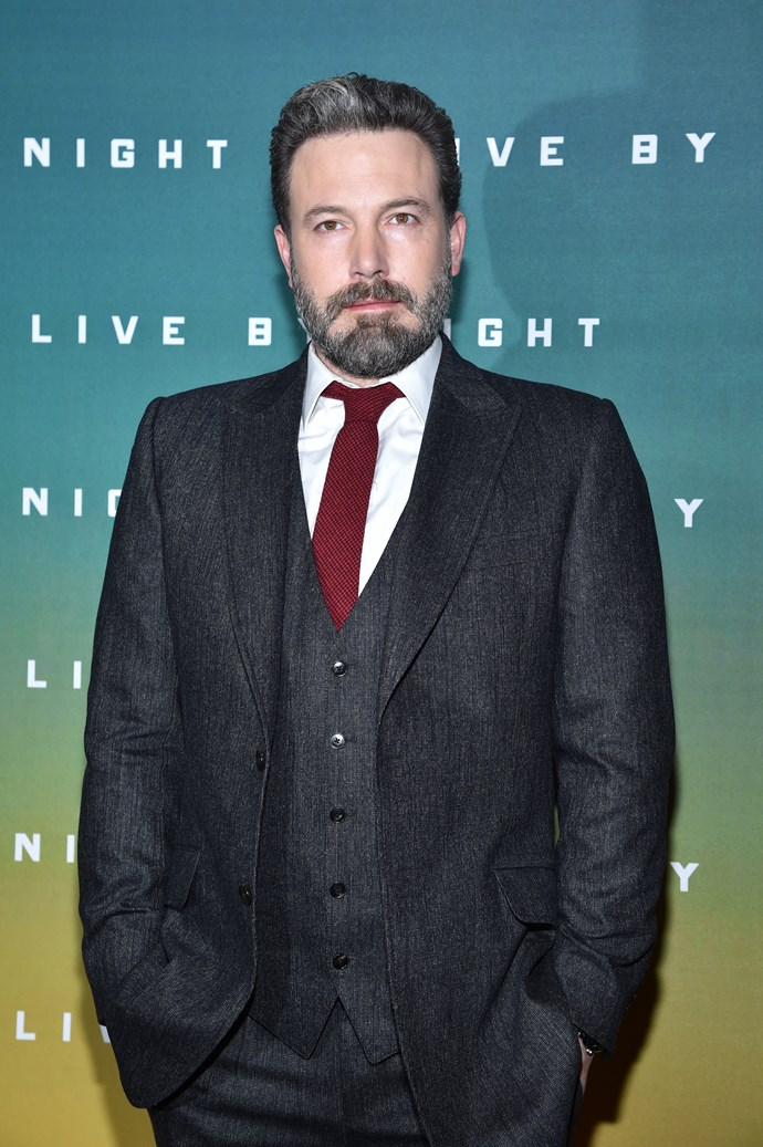 """**Ben Affleck** <br><br> Affleck sent out a statement via his Facebook, which read: """"I am saddened and angry that a man who I worked with used his position of power to intimidate, sexually harass and manipulate many women over decades. The additional allegations of assault that I read this morning made me sick. This is completely unacceptable, and I find myself asking what I can do to make sure this doesn't happen to others. We need to do better at protecting our sisters, friends, co-workers and daughters. We must support those who come forward, condemn this type of behaviour when we see it and help ensure there are more women in positions of power."""""""