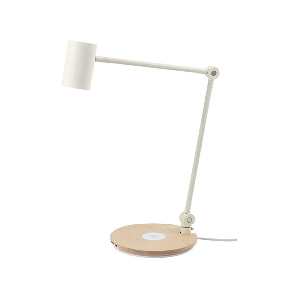 A lamp is essential for any desk or bedside table. It makes sense that one should also be able to wirelessly charge your phone! <br><br> Riggad LED Work Lamp With Wireless Charging, $99 at [IKEA](http://www.ikea.com/au/en/catalog/products/20280679/)