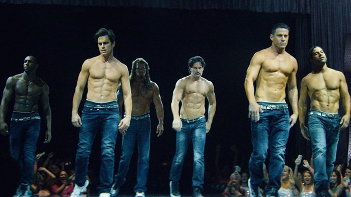 """***Magic Michaela*** <br> <br> *Magic Mike* has been a storming success, but perhaps Gay could bring a female perspective to it—converting the cast from male exotic dancers to female. We've seen Jenna Dewan Tatum take on """"Pony"""", so we know this a very doable (and impressive) route to take."""