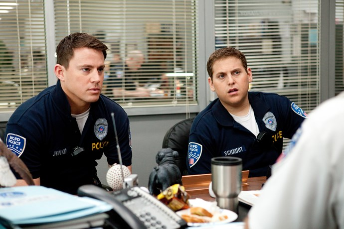 ***23 Jump Street*** <br> <br> Everyone fell in love with Channing Tatum all over again when he played his hilarious part in *21 Jump Street* and *22 Jump Street*. It's highly likely that a third movie could be on the cards, and Gay may be just the screenwriter the production team are looking for.