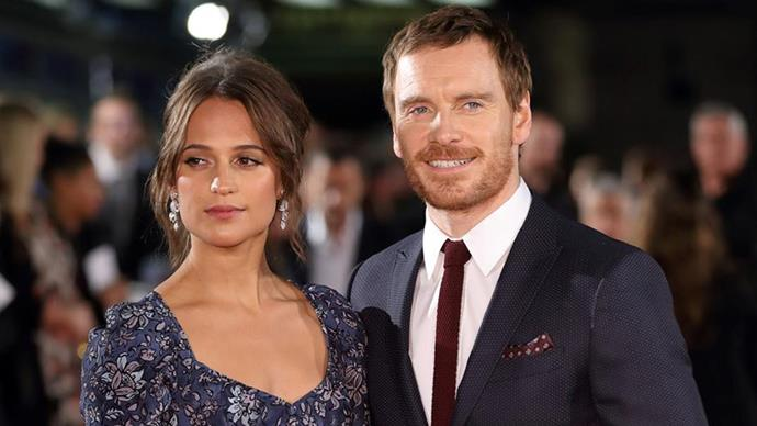 **Alicia Vikander and Michael Fassbender** <br> <br> Good-looking couple and Louis Vuitton aficionados Alicia Vikander and Michael Fassbender are officially husband and wife after they tied the knot in a [secret wedding in Ibiza](http://www.elle.com.au/celebrity/alicia-vikander-michael-fassbender-marry-14690) together on October 16, 2017. They officially married at the La Granja farmstead resort before hitting parties on the beach, in perfect low-key celeb fashion.