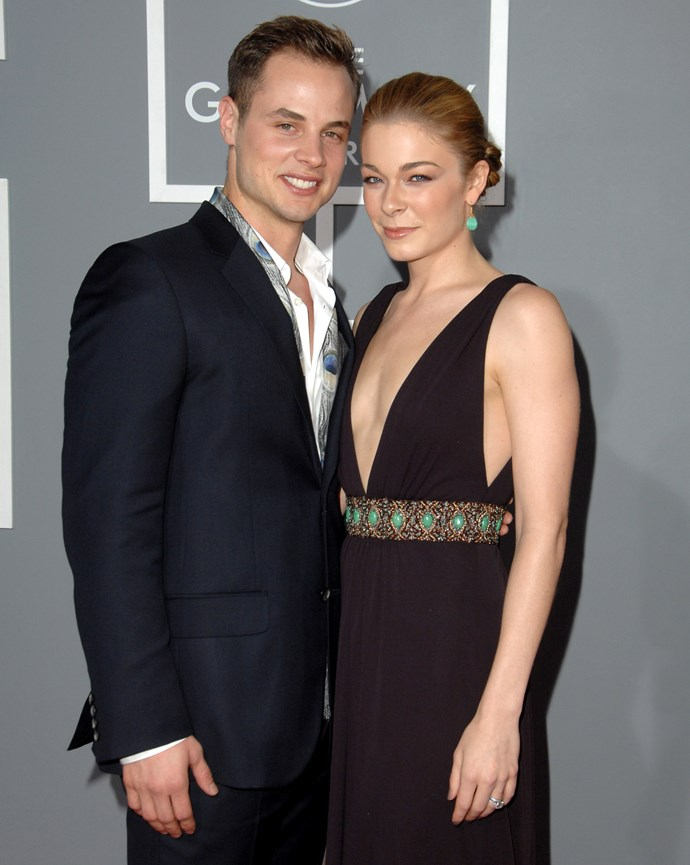 "**The couple:** LeAnn Rimes and Dean Sheremet.<br><br> **Their ages:** Rimes was 17, Sheremet was 22.<br><br> **The story:** The couple met when Sheremet was hired as a backup dancer on Rimes' tour. After declaring after their first date, ""This is the guy I want to marry,"" they were wed in 2002. Rimes and Sheremet stayed married until 2010."