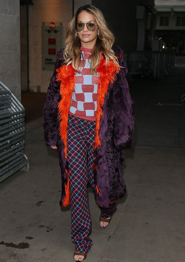 Wearing Marni London, October 2017