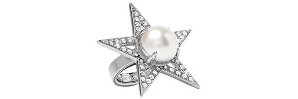 "Ring, $490, Miu Miu at [Net-A-Porter](https://www.net-a-porter.com/au/en/product/807897/Miu_Miu/silver-plated-crystal-and-faux-pearl-ring|target=""_blank""|rel=""nofollow"")"