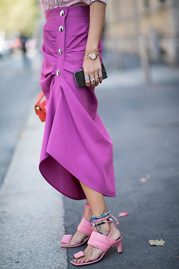 Milan fashion week spring/summer '18