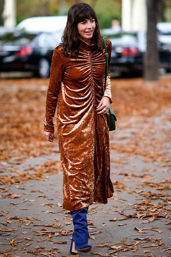Paris fashion week spring/summer '18