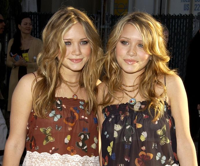 The sunkissed-blonde locks we all yearned for as Olsen-obsessed tweens.