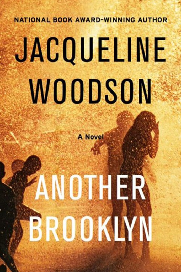 """***Another Brooklyn* by Jacqueline Woodson** <br><br> *Another Brooklyn* is a suggested must-read for men who love, care about, and are in community with women and girls. The book offers insight into the real and raw life of fathers and daughters. It also shows the vulnerability of men's emotions and the complexities of girls' feelings. — [Marley Dias]( https://twitter.com/iammarleydias?lang=en
