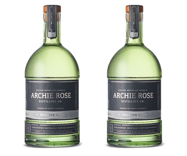 "Customised Gin (complete with your name on the bottle), $99 at [Archie Rose](https://www.elle.com.au/culture/custom-gin-archie-rose-14893|target=""_blank"")."