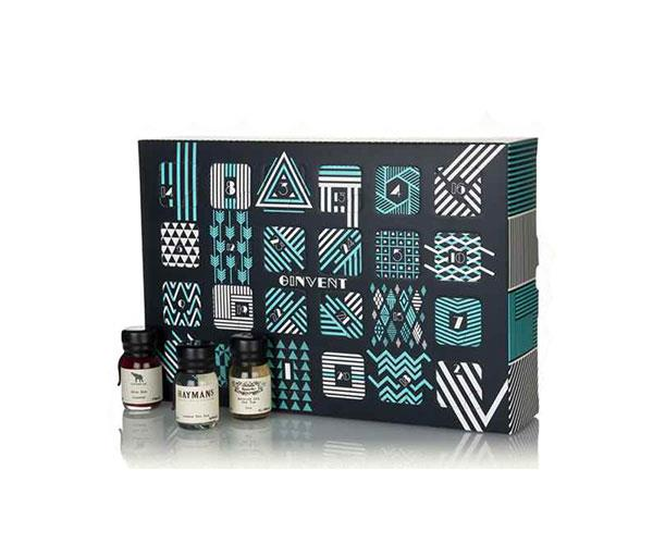 "Ginvent Calendar (2017 Edition), $179.16 at [Master of Malt](https://www.masterofmalt.com/gin/drinks-by-the-dram/ginvent-calendar-gin/|target=""_blank""