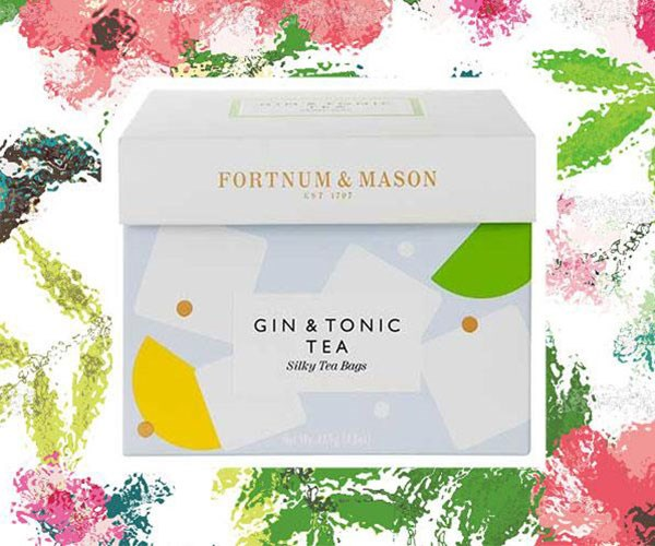 "Gin & Tonic Teabags, $12 at [Fortnum & Mason](https://www.elle.com.au/culture/gin-tea-14653|target=""_blank"")."