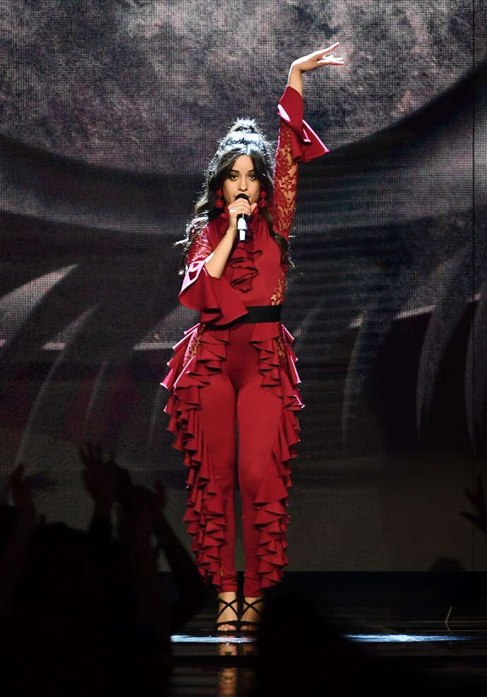 Camila Cabello (Stage Outfit)