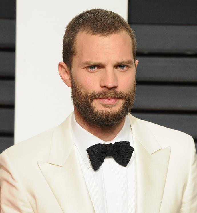"""**Jamie Dornan: *Fifty Shades*** <br><br> Apart from looking miserable on most parts of the press tour for the films (we aren't exaggerating), Dornan has openly chastised his on-screen character, the S&M-loving Christian Grey.  <br><br> Dornan said of the sometimes graphic sex scenes in an interview with [*CNN*](http://edition.cnn.com/2015/02/04/entertainment/feat-glamour-50-shades/ target=""""_blank"""" rel=""""nofollow""""), """"There were times when Dakota was not wearing much, and I had to do stuff to her that I'd never choose to do to a woman"""".  <br><br> He's also [made it pretty clear](https://www.cosmopolitan.com.au/lifestyle/jamie-dornan-and-dakota-johnson-really-hate-fifty-shades-20058 target=""""_blank"""" rel=""""nofollow"""") that his days of being a part of the franchise are numbered, saying """"I'm actually finished with it. I've done *Fifty Shades* forever. I move on very fast in my mind."""" <br><br> At least he still looks hot even when he's completely over it."""