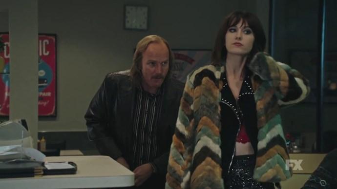 Ewan McGregor and Mary Elizabeth Winstead in *Fargo*