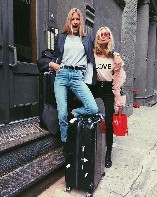 """**Elsa Hosk and Martha Hunt**  Image: [@hoskelsa](https://www.instagram.com/p/BbkKNZEAJnK/?taken-by=hoskelsa target=""""_blank"""" rel=""""nofollow"""")"""