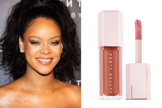 "**Rihanna's Fenty Beauty Gloss Bomb** <br><br> Half beauty statement/half political statement, I bought **Rihanna**'s Gloss Bomb because I knew it'd be pretty, but mostly because I wanted to support a [female businesswoman of colour](https://www.elle.com.au/beauty/rihannas-fenty-beauty-tour-style-file-14459|target=""_blank""). — *Nikki Ogunnaike, Fashion Features Director* <br><br> *Fenty Beauty Gloss Bomb, $30, [Sephora](https://www.sephora.com.au/products/fenty-gloss-bomb-universal-lip-luminizer/v/fenty-glow