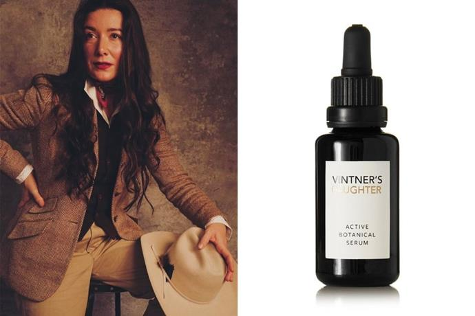 "**Jamie Beck's *Vintner's Daughter* Active Botanical Serum** <br><br> I've been riveted by photographer/blogger **Jamie Beck**'s most recent turn: to beautiful still life photography and self portraiture in Provence, France. It's a self discovery journey that she documents in real time on her Instagram stories. In her portraits she is always luminous. Her secret, she says, is Vintner's Daughter. I was sold. —*Leah Chernikoff, Editorial Director* <br><br> *Vintner's Daughter Active Botanical Serum, $270, [Net-a-Porter](https://www.net-a-porter.com/au/en/product/889564/Vintners_Daughter/active-botanical-serum-30ml|target=""_blank""