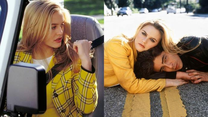 ***Alicia Silverstone***<br> **Notable works:** *Clueless; Excess Baggage.* <br> **Her signature:** During her tenure at teen screen queen, Silverstone was particularly adept at playing the slightly-ditzy, but well-meaning blonde, who looked good in yellow.