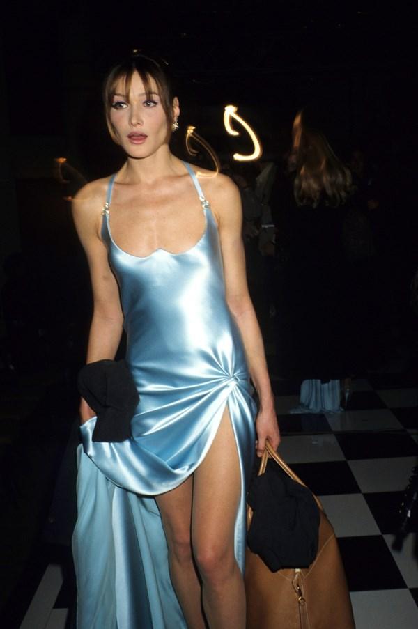 Carla Bruni, 1995