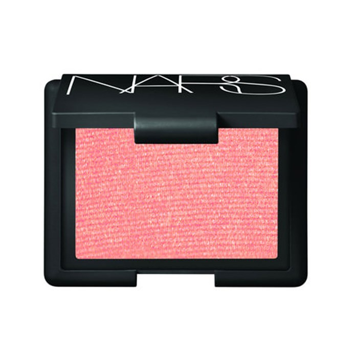 "**Nars blush in Orgasm, $44 at [Mecca](https://www.mecca.com.au/nars/blush/V-000376.html|target=""_blank""