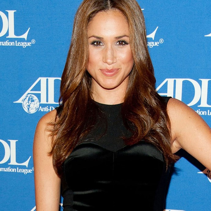 In 2011, at the Anti-Defamation League Entertainment Industry Awards Dinner.