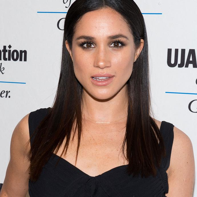 Meghan at the JA-Federation New York's Entertainment Division Signature Gala in 2015.