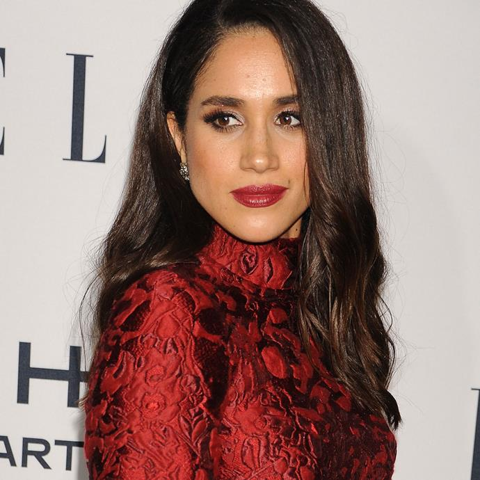 Meghan at the *ELLE* US 6th Annual Women In Television Dinner, 2016.