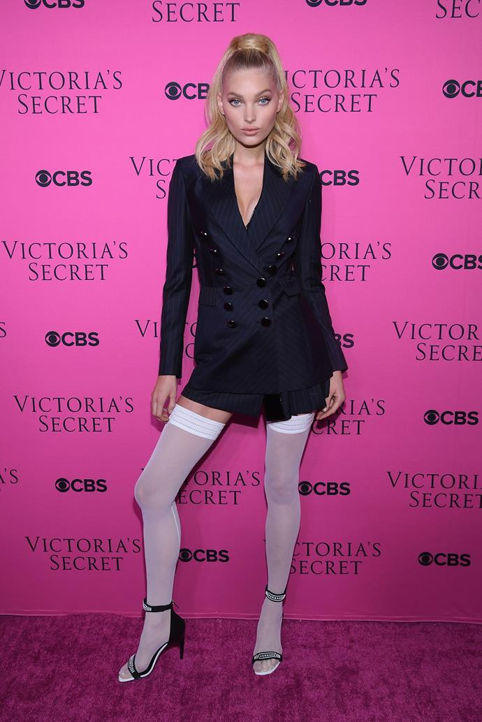 The Victoria S Secret Fashion Show Watch Party Red Carpet