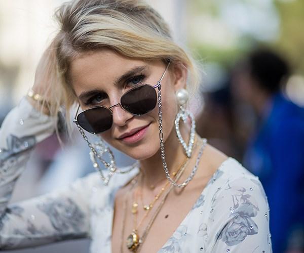 Caro Daur at Paris Fashion Week S/S '18