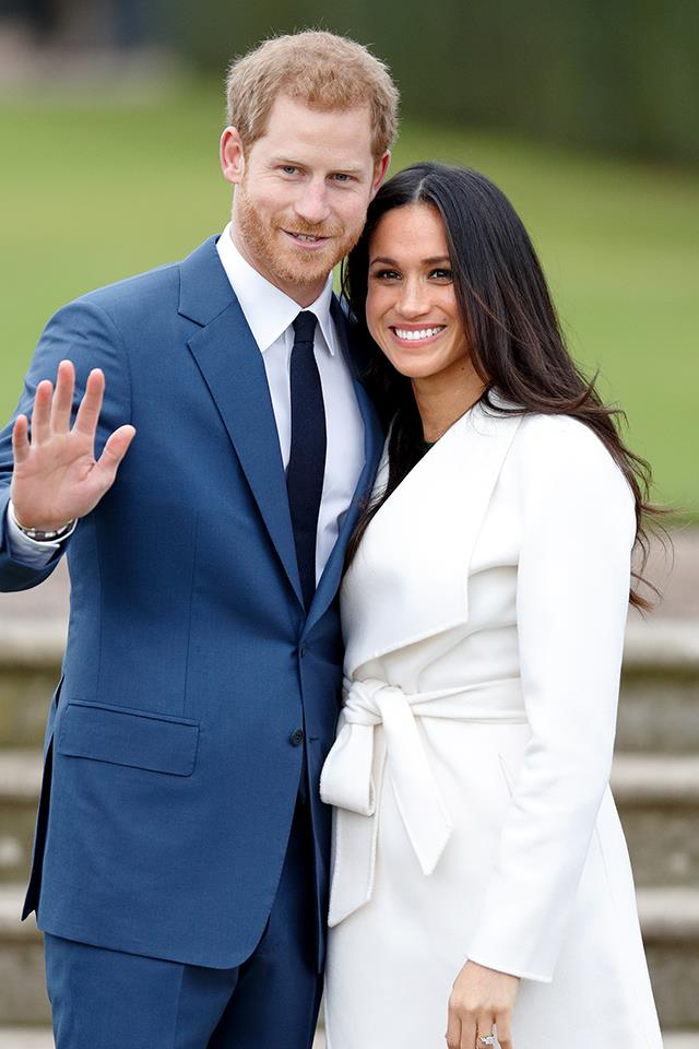 <p><strong>Prince Harry and Meghan Markle</strong> <p>When [their romance](https://www.elle.com.au/celebrity/prince-harry-and-meghan-markle-relationship-timeline-5459) was just a few months old, it was originally reported that Prince Harry and Meghan Markle had met in Toronto, where the prince was promoting the Invictus Games, and where the actress filmed *Suits* for seven years.  <br><br> Now married with a son, Archie, the couple confirmed that they actually met through a mutual friend in London in July 2016—and while they didn't divulge their matchmaking friend's identity during their [first joint interview](https://www.elle.com.au/celebrity/prince-harry-meghan-markle-relationship-rumours-interview-15184), people have deduced that it was [fashion designer Misha Nonoo](https://www.elle.com.au/celebrity/prince-harry-meghan-markle-introduced-mutual-friend-misha-nonoo-15187).