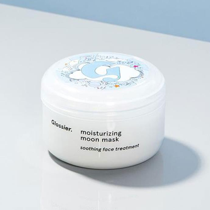 **If you want to try:** Glossier Moisturising Moon Mask
