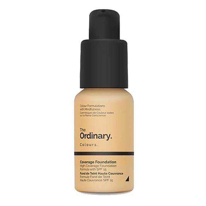 "**Try this instead:** The Ordinary Serum Foundation, $12.70 at [AdoreBeauty](https://www.adorebeauty.com.au/the-ordinary/the-ordinary-serum-foundation.html|target=""_blank"")"