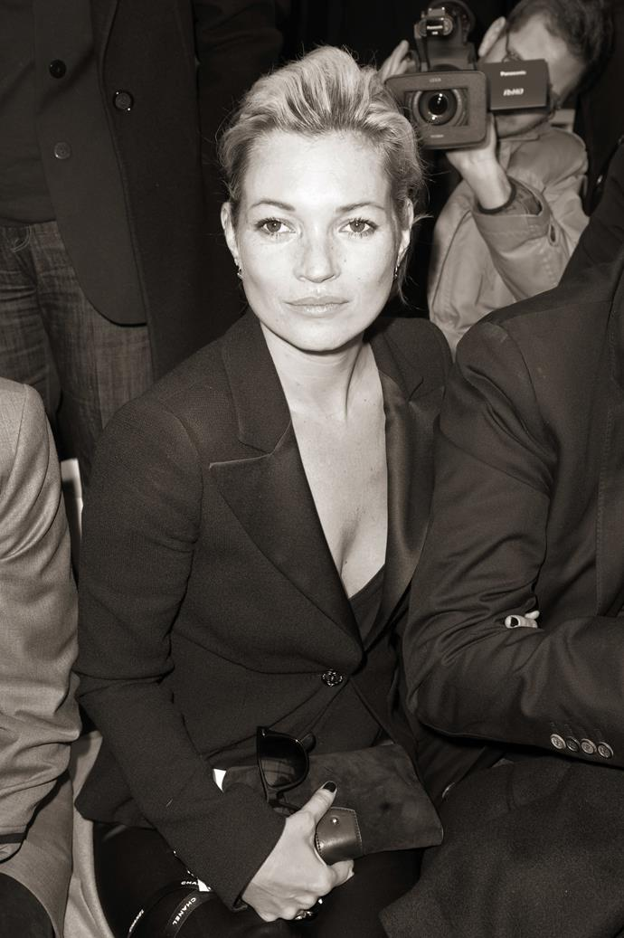 """**CAPRICORN (DECEMBER 22-JANUARY 19): *Kate Moss*** <br><br> As basically the It-girl to end all It-girls, fashion doesn't get more timeless (or symbolically Capricorn) than that of [**Kate Moss**](https://www.elle.com.au/culture/inside-kate-mosss-bathrooom-13996 target=""""_blank"""" rel=""""nofollow""""). Over the years of her fame, Kate's Capricorn style has grown to be completely refined, ageless, and authoritative - and you can tell her wisdom goes far beyond the clothes she puts on her back.  <br><br> This is a common trait among Capricorns, as [the wisest sign](https://www.elle.com.au/culture/shadiest-music-lyrics-2017-15288 target=""""_blank""""); they possess a fashion prerogative that lets everyone in the room know that they're the best, and that they didn't come to play.  <br><br> **Brand to shop:** [*Calvin Klein 205W39NYC*](https://www.farfetch.com/au/shopping/women/designer-calvin-klein-205w39nyc/items.aspx target=""""_blank"""" rel=""""nofollow"""")"""