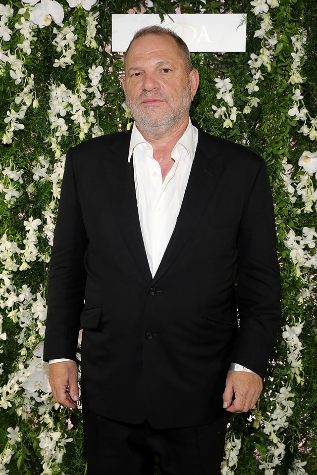 **MOST-GOOGLED GLOBAL CELEBRITIES** <br><br> **1. Harvey Weinstein:** Before *The New York Times* broke their story about Harvey Weinstein's alleged sexual misconduct over the years, which had been covered up for decades, the film executive was mostly known in film circles.