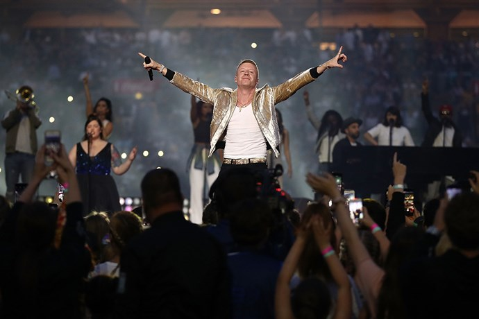 "**10. Macklemore:** Searches for American rapper Macklemore spiked when he sang his pro-marriage equality anthem ""Same Love"" at the NRL Grand Final."